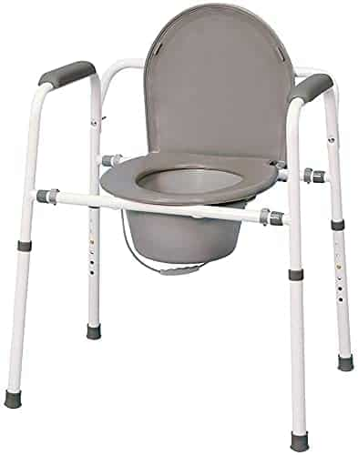 MedPro Homecare 3 in 1 Commode Chair
